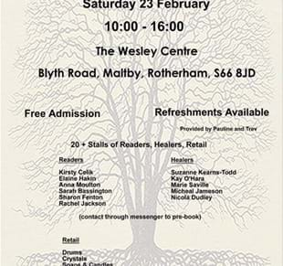 Thirzas Psychic and Natural Healing Fayre