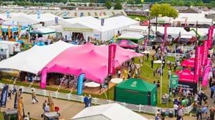 11 reasons to come and visit us at the Great Yorkshire Show!