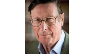 """Going to the Wars""  with Max Hastings"