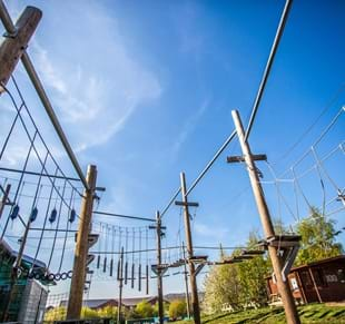 Altitude High Ropes Adventure Course