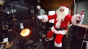 North Yorkshire Moors Railway - Santa Specials, Grosmont