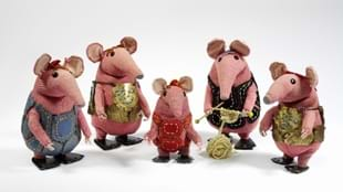 Clangers, Bagpuss & Co - Organised by the V&A Museum of Childhood