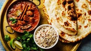 Friday Night Takeaway - Indian (Chicken or Vegetarian)