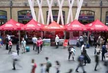 Kings Cross Food and Drink Market - Yorkshire Day Showcase