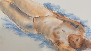 Life Drawing with Rob Oldfield