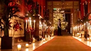 Swinton Park Hotel - Candlelit Carol Concert and Gourmet Dinner