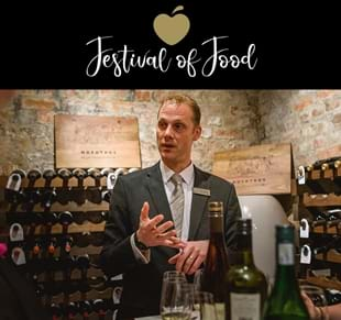 Festival of Food - Wine and Food Pairing Masterclass