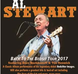 Al Stewart: Back To The Bedsit Tour