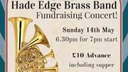 Hade Edge Brass Band Fundraiser at The Carding Shed!