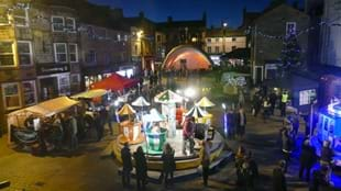 Otley Victorian Fayre and Christmas Market