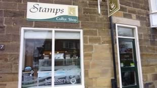 Stamps Coffee Shop