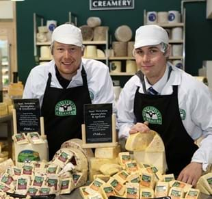 Cooking with Wensleydale Creamery