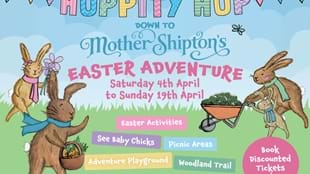 Hoppity Hop Easter at Mother Shipton's