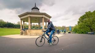 Cycling friendly attractions