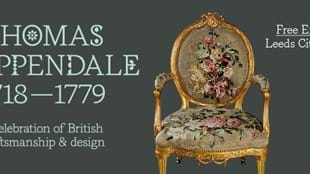 Thomas Chippendale Exhibition