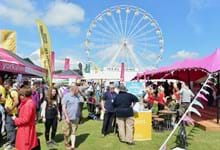 Star studded stand for Great Yorkshire Show