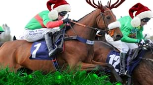 Christmas Cracker Raceday