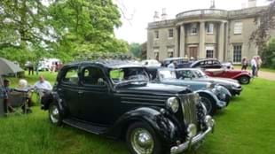 Scampston Classic Car Rally