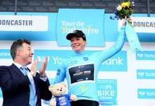 WILD WINS OPENING STAGE OF ASDA TOUR DE YORKSHIRE WOMEN'S RACE