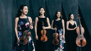 Harrogate International Sunday Series: Esmé Quartet
