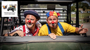 Half Term Fun CIRCUS WORKSHOPS at Thornton Hall Country Park