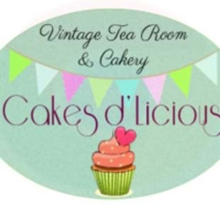 Cakes d'Licious Vintage Tea Room & Cakery
