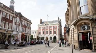 Discover York Mansion House (Guided Tour)