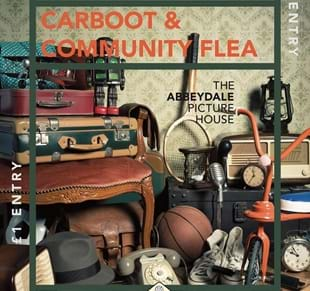 Pedlars Corner Carboot & Community Flea 3rd Sept 17 @ Abbeydale Picture House