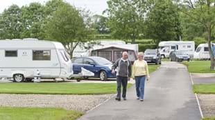 Sheriff Hutton Camping and Caravanning Club Site
