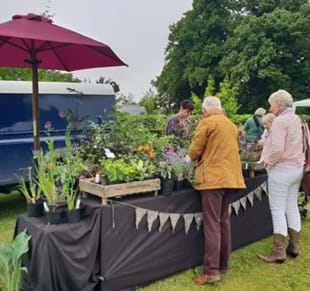 Scampston Spring Plant Fair