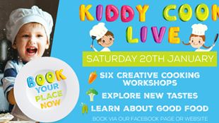 Kiddy Cook Live in Middlesbrough