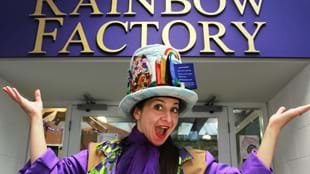Harrogate International Festivals - Children's Festival - Rainbow Factory: We're Going On A Bear Hunt