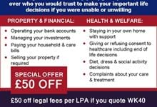 Appoint a Power of Attorney for Peace of Mind