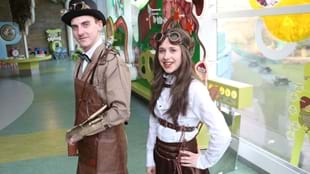 Steampunk Science