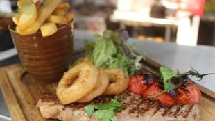 The Lowther Hotel's Steak Fridays