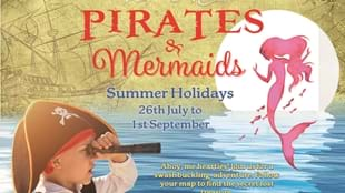 Mother Shipton's Pirates & Mermaids