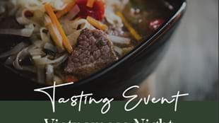 Vietnamese Tasting Night