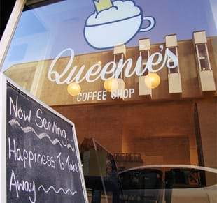 Queenie's Coffee House Night