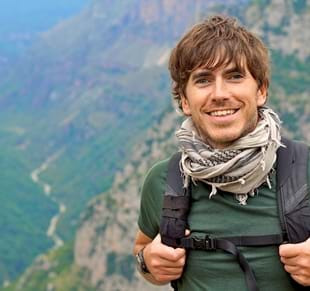 An Audience with Simon Reeve