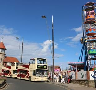 Scarborough Open Top Buses