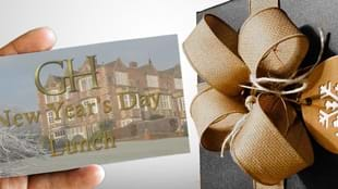 Goldsborough Hall New Year's Day Lunch