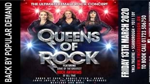 Queens of Rock - The Ultimate Female Rock Concert