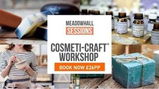 Cosmeti-Craft Soap Flower Arranging Workshop - Mothers Day Gifting