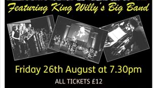 The Cloughton Rat Pack featuring King Willy's Big Band