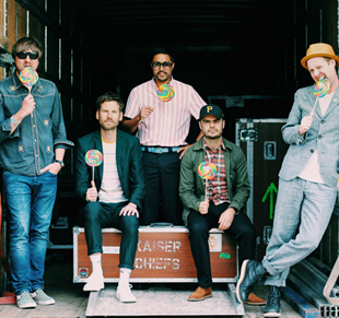 When All is Quiet: Kaiser Chiefs in Conversation with York Art Gallery
