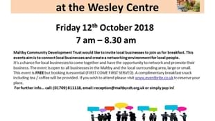Networking Event 12th October 2018