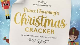 Prince Charming's Christmas Cracker