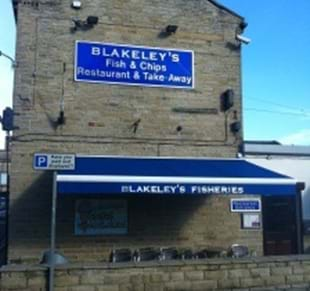 Blakeley's Fish and Chip Restaurant and Takeaway