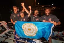 Row4Victory finish Talisker Whisky Atlantic Challenge in under 40 days