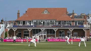 Scarborough cricket festival cricket welcome to yorkshire for New durham media center